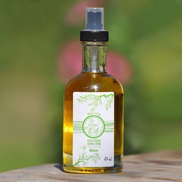 Huile d'olive vierge extra Médium – Vaporisateur 200 ml